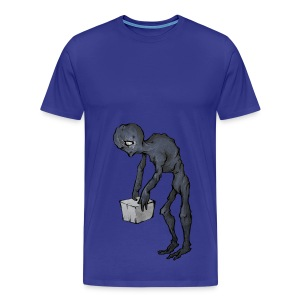 Enderman - 3XL - Men's Premium T-Shirt