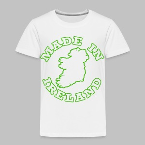 Made In Ireland - Toddler Premium T-Shirt
