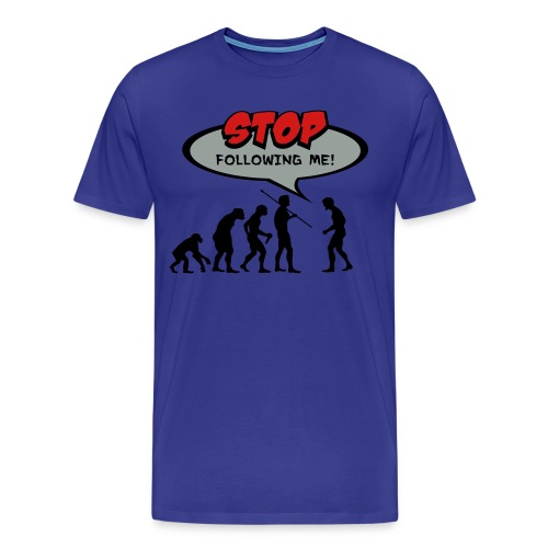 Stop... Revolution - Men's Premium T-Shirt