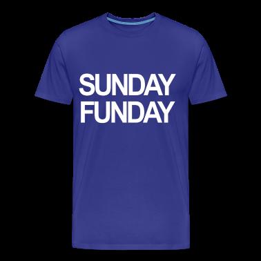 """""""Sunday Funday"""" Jersey Shore T-Shirts - stayflyclothing.com"""