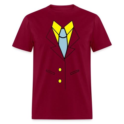 Ron Burgundy suit t-shirt - Men's T-Shirt