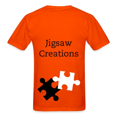 Jigsaw Creations - Men's T-Shirt