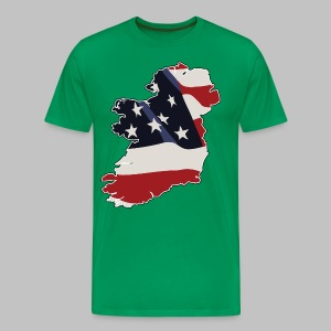 American Irish - Men's Premium T-Shirt