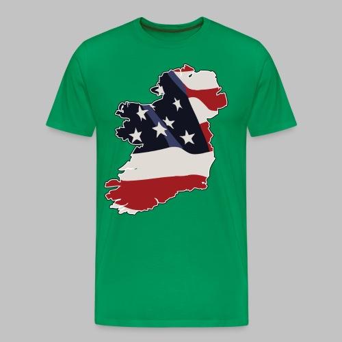 American Irish - Men's Premium T-Shirt