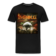 T-Shirts ~ Men's Premium T-Shirt ~ Imbolg Album Black Men's shirt