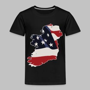 American Irish - Toddler Premium T-Shirt