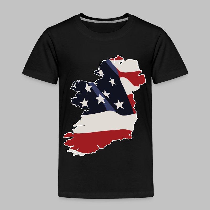 American Irish - Toddler Premium T-Shirt