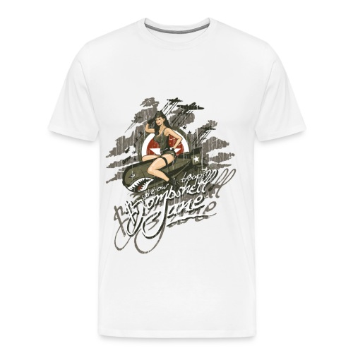 Bomb Shell - Men's Premium T-Shirt