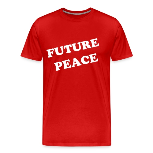 FUTURE'PEACE BASIC TEE - Men's Premium T-Shirt