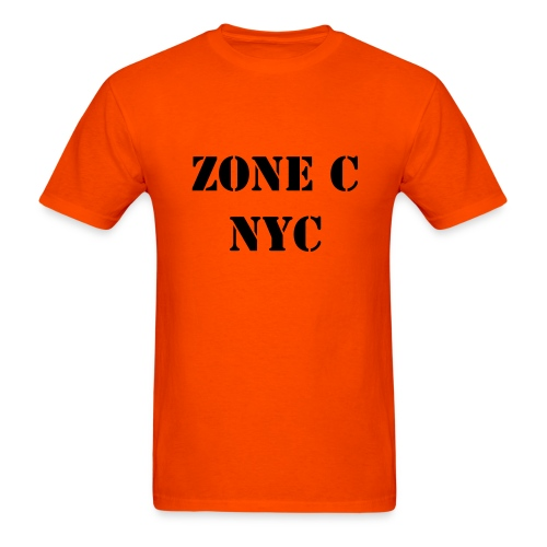 Zone C: NYC - Men's T-Shirt