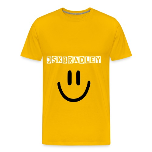 SMILE jskbradley - Men's Premium T-Shirt