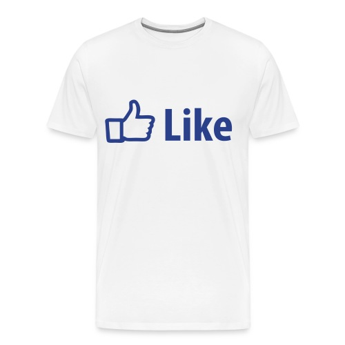 Like - Men's Premium T-Shirt