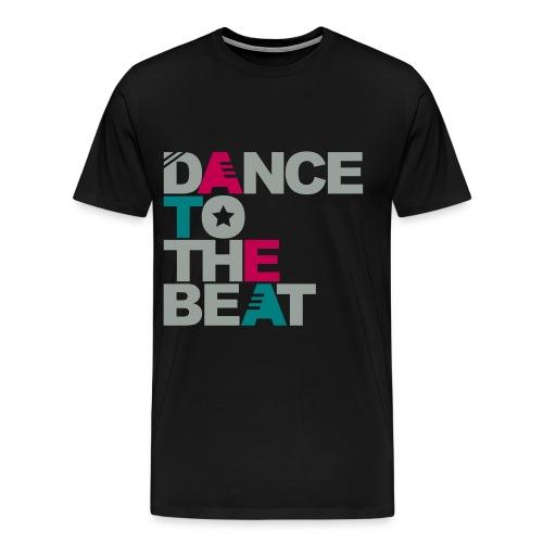 Dance with SpaceGuy - Men's Premium T-Shirt