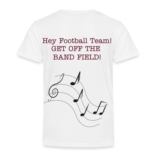 Seymour Panther Marching Band Support Toddler - Toddler Premium T-Shirt
