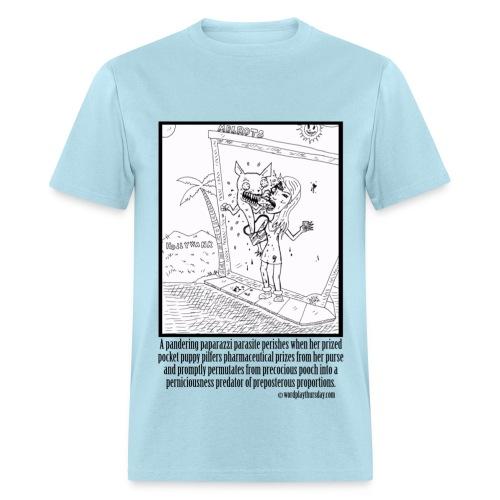 Paris Hilton - Men's T-Shirt