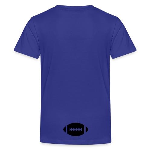 MY MOM MADE ME WEAR THIS - Kids' Premium T-Shirt