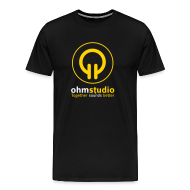 T-Shirts ~ Men's Premium T-Shirt ~ Ohm Studio Basic