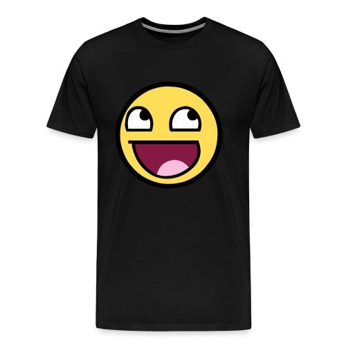 Epic Face Shirt - Men's Premium T-Shirt
