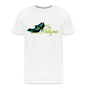 The Minty - basic men's tee - Men's Premium T-Shirt