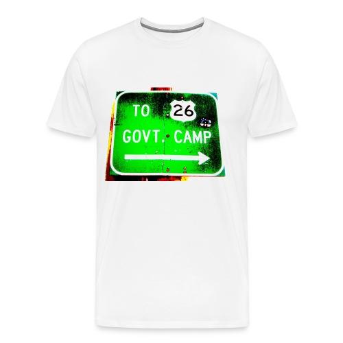 Route 26 - Men's Premium T-Shirt