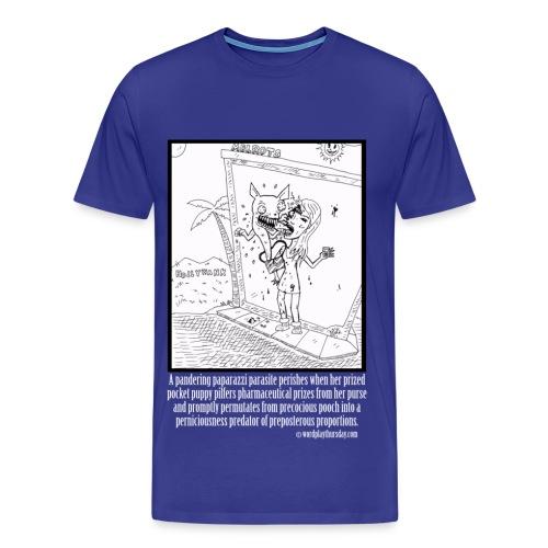 Paris Hilton - Men's Premium T-Shirt