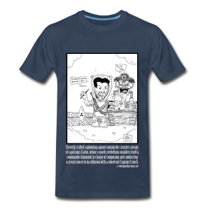 Charlie Sheen - Men's Premium T-Shirt