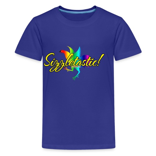 Lily's Sizzling Kid's (Sizzletastic!) Official. - Kids' Premium T-Shirt