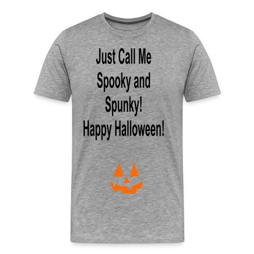 spooky and spunky - Men's Premium T-Shirt