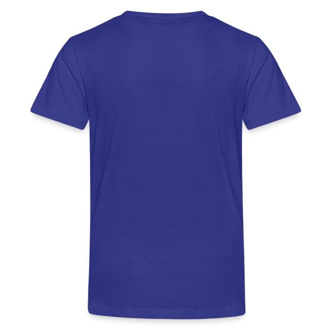 Manta Ray Royal Blue T