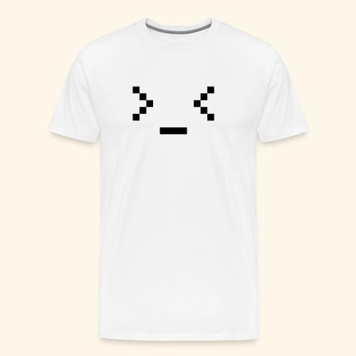 Emoticons (free shirtcolor selection) - Men's Premium T-Shirt