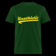 T-Shirts ~ Men's T-Shirt ~ Unathletic T-Shirt