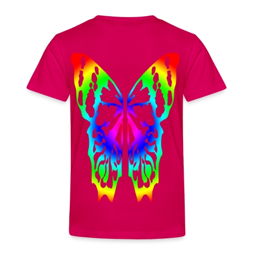 butterfly toddler - Toddler Premium T-Shirt