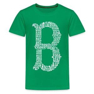 The Big B - Kids' Premium T-Shirt