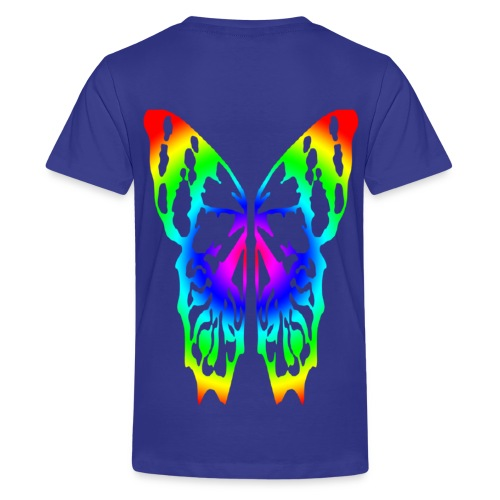 butterfly children - Kids' Premium T-Shirt