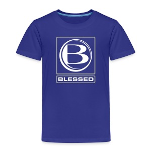 Blessed Toddler Sqaure - Toddler Premium T-Shirt