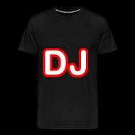 T-Shirts ~ Men's Premium T-Shirt ~ Pauly D DJ T-Shirt
