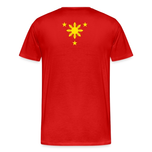 Half Breed Pinoy - Men's Premium T-Shirt