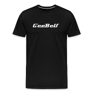 T-Shirts ~ Men's Premium T-Shirt ~ GeeBeU New Logo