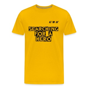Searching - Men's Premium T-Shirt