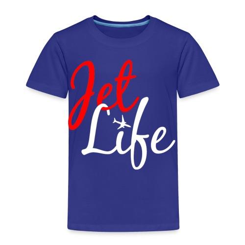 Jet Life - Toddler Premium T-Shirt