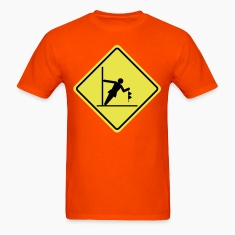 Road Sign Strip Club T-Shirts
