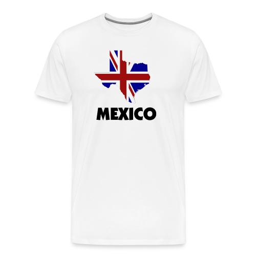 Brit Tex Mex - Men's Premium T-Shirt