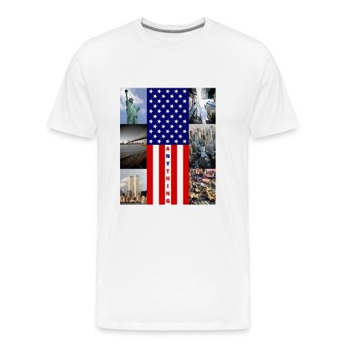 A N.Y. THING - Men's Premium T-Shirt