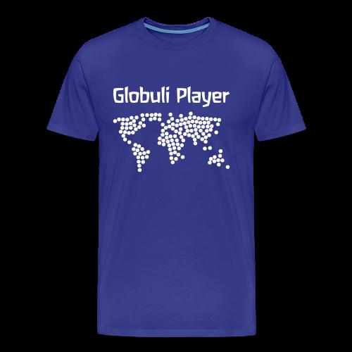 Globuli Player - Men's Premium T-Shirt