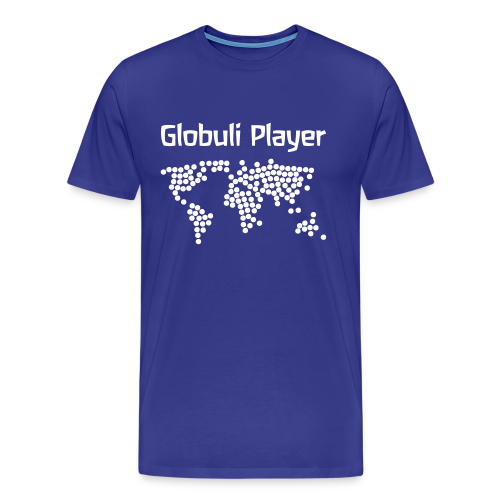 Globuli Player - Men's Premium T-Shirt