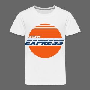 Detroit Express - Toddler Premium T-Shirt