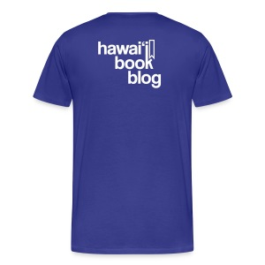 (Hawaiian) Heaven Weeps The Earth Lives - Men's Premium T-Shirt