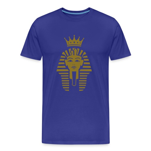 King Tee White - Men's Premium T-Shirt