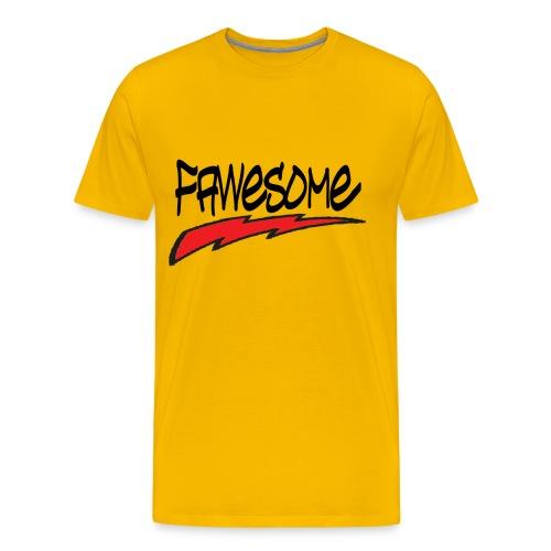 FAWESOME - Men's Premium T-Shirt