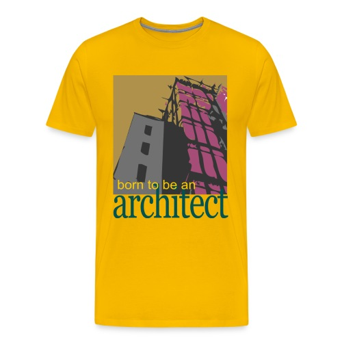 A3 - Architect 3 - Men's Premium T-Shirt